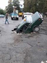 За ремонт авто з-за поганих доріг можна отримати компенсацію - юрист