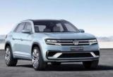 Volkswagen готує незвичайний Tiguan