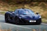 McLaren розпочав випробування першого електрокара