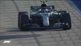 Боттас обійшов Хемілтона і виграв кваліфікацію Гран-прі Росії