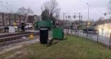 У Голландії метушливий водій в останню секунду уникнув зіткнення з потягом: Відео