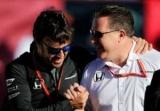 Глава McLaren: «Вже в Австралії будемо серед лідерів»