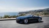Електричний суперкар від Mercedes-Maybach підірвав інтернет