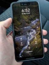 Ще не вийшов Google Pixel 3 XL випадково забули в таксі