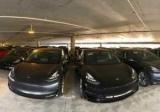 У США виявили кілька десятків кинутих Tesla