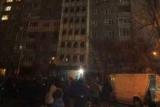 В Киеве пожар дом пожирал высоко: спасатели показали последствия смертельного ЧП
