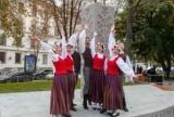 У Києві відкрили Латвійський сквер