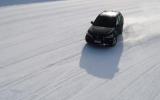Чи можна ставити зимову гуму тільки на передні колеса?: Видеоэксперимент