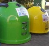 У місті встановлюють нові сміттєві баки
