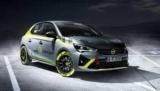 Opel показав перший у світі ралійний електрокар