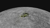 Спека на Меркурії створює водяний лід