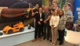 McLaren 570S став дитячою коляскою
