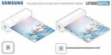 Samsung запатентував планшет з гнучким екраном