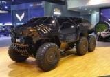 У Дубаї представили шестиколісний позашляховик