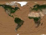 Планетолог показав симуляцію Землі без океанів