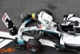 Хемілтон виграв кваліфікацію Гран-прі Бразилії і здобув десяту поул-позицію в сезоні