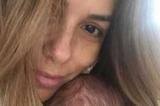 Єва Лонгорія вперше показала обличчя 6-тижневого сина
